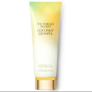 New Victoria's Secret Coconut Granite Lotion